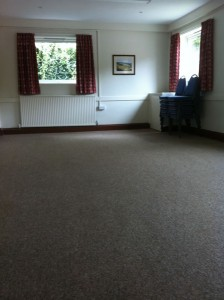 Detling Village Hall - The committee room